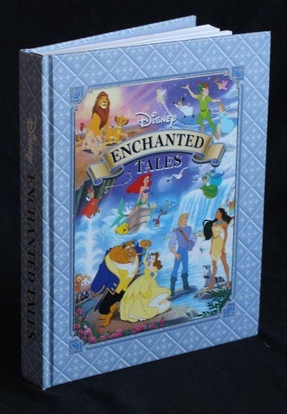 Disney Enchanted Tales Book in Collectibles, Disneyana, Contemporary (1968-Now) | eBay