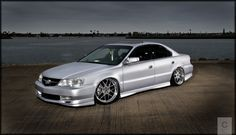 Custom Acura with Wheels tl-s 2002 | Stance:Nation – Form > Function » Below Sea Level!!!