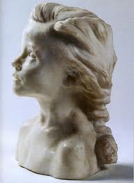 la Petite Châtelaine par Camille Claudel (1864-1943)
