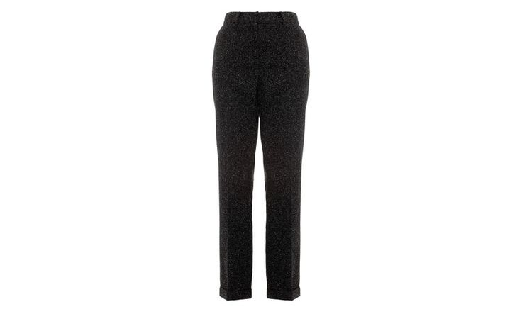 Smith Donegal Slim Trousers, in Dark Grey on Whistles