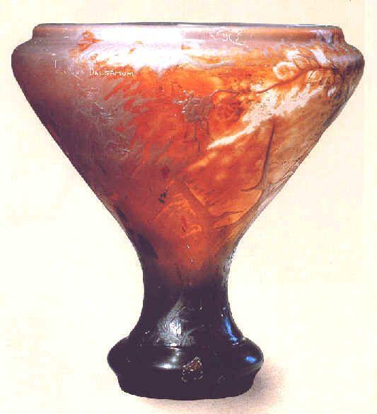 746 Best Art Nouveau By Emile Galle Images On Pinterest Art Nouveau Crystals And Glass Vase