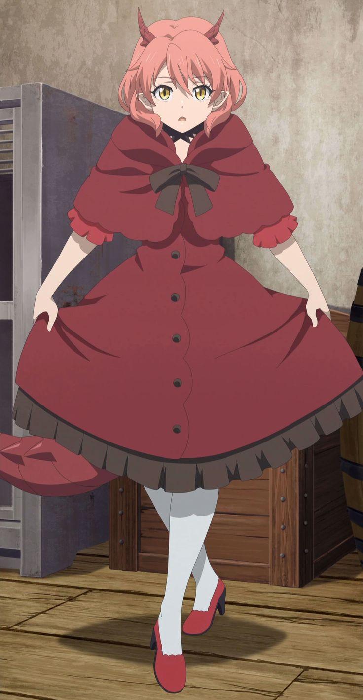 Hanako Hataage! Kemono michi Anime Fall 2019 in 2020