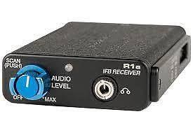 Lectrosonics IFB-R1a UHF Belt-Pack Receiver   Radios & Receivers   Gumtree Australia Ku-ring-gai Area - Lindfield   1088640533