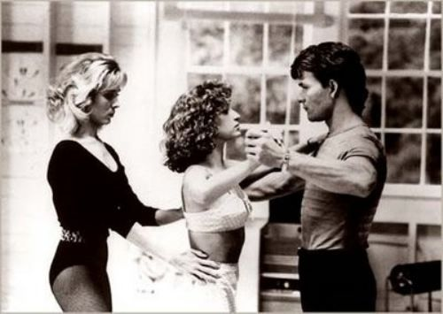"""Dirty Dancing """"This is your dance space!"""""""