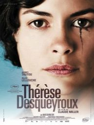 Thérèse Desqueyroux, film de Claude Miller d'après le roman de François Mauriac