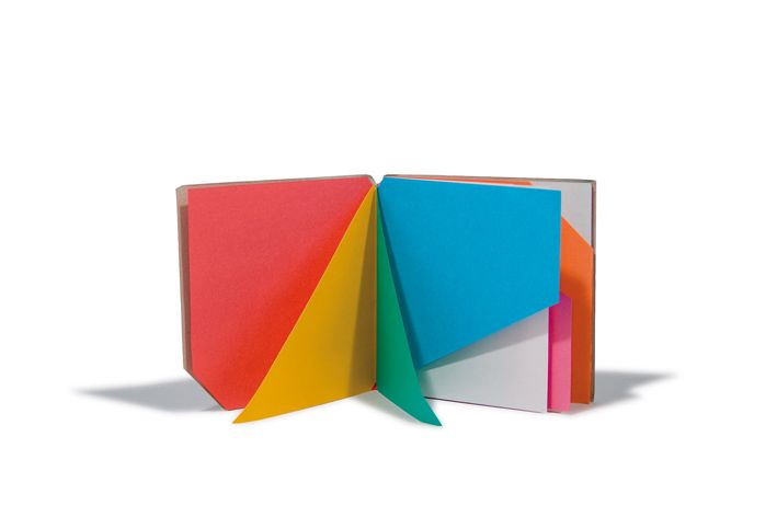 libri illeggibili by Bruno Munari,1984