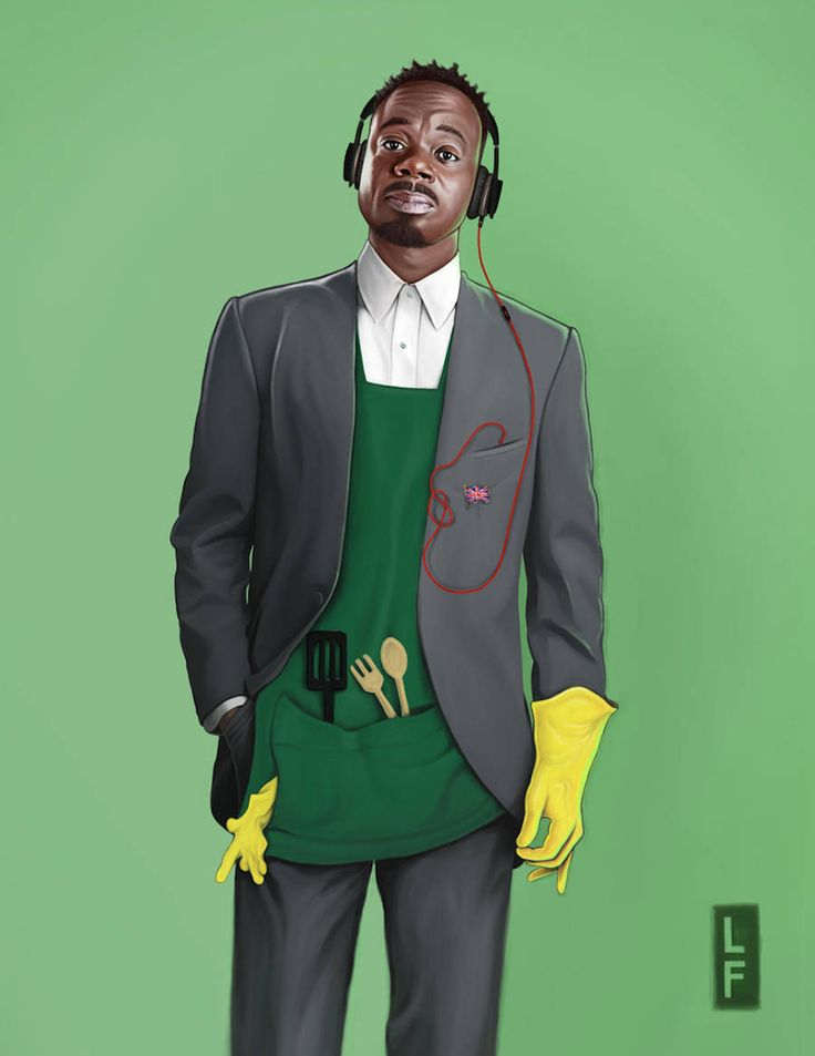 The Fresh Prince of Bel-Air Cast in 2015 Illustrations – Fubiz Media