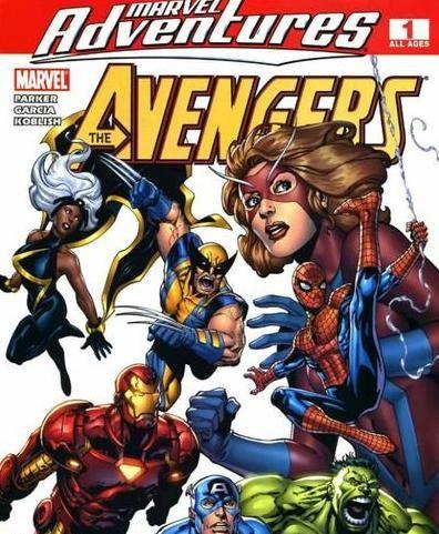 wasp leader degli avenger Marvel