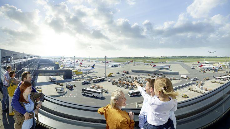 Flughafen: Häupl und Pröll wollen Bau der dritten Piste - kurier.at