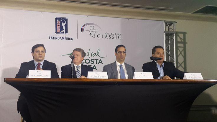 Costa Rica será sede del PGA TOUR Latinoamérica con el Costa Rica Classic en mayo 2017 con 144 golfistas de aproximadamente 26 países.