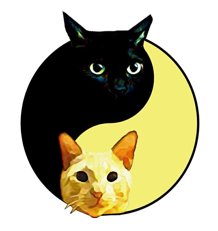 St. Cats Comics... logo by Altroquando.