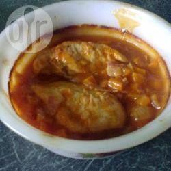 Recipe photo: Chicken and bacon casserole