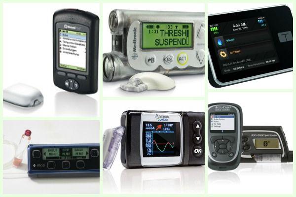 type one diabetes pump pdf