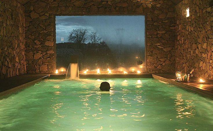 Farmhouse Hotel and Spa Spain: Wellness area