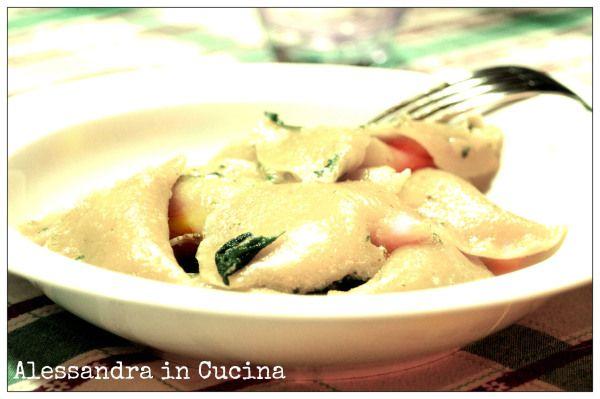 Ravioli di borragine « Alessandra in cucina...