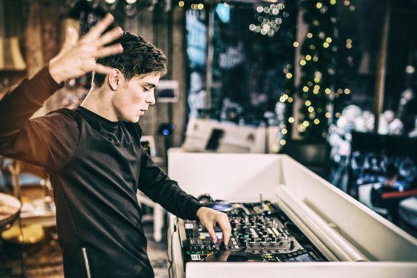 Meet Martin Garrix, the Teen DJ Prodigy You're Gonna Love