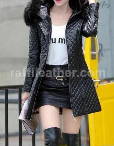Jaket Kulit Blazer Wanita » RWB 041 • www.raffileather.com Jual Jaket Kulit Asli Garut Murah & Berkualitas #jaketkulit