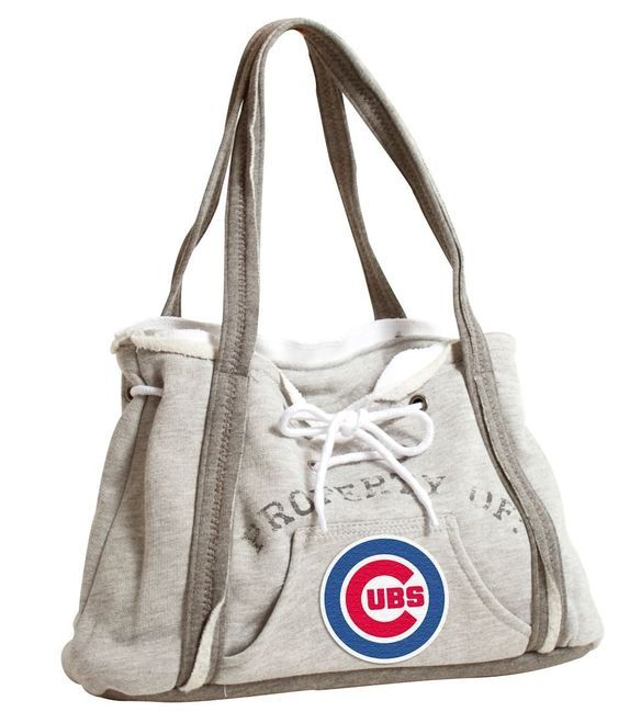 Chicago Cubs Hoodie Purse Z157-8669910671