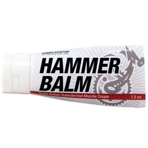 Hammer Nutrition Hammer Balm Muscle Cream 1.5Oz