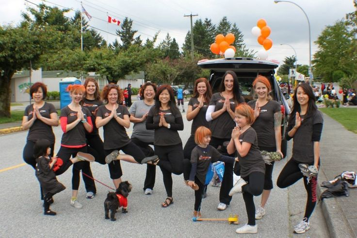 Pitt meadows parade