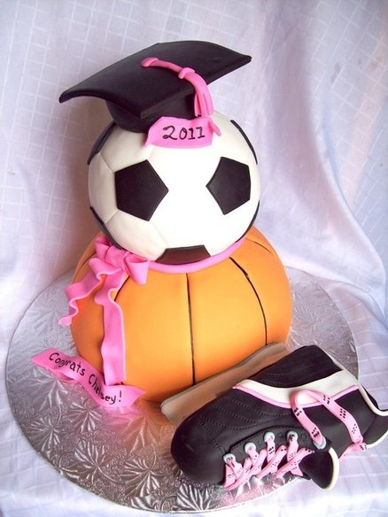 27 Best Images About Sports Cakes On Pinterest Birthday