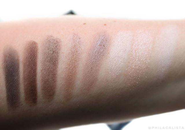 WEBSTA @ philacalista - Swatch time! 🎨 @beautyuk No. 3 Pure Romance Eyeshadow Palette. ❤️ #beautyuk #makeup #eyeshadow #eyeshadowpalette #lookamillion #oogschaduw #neon #pretty #smokeyeye #wakeupmakeup #bblogger #beautyblogger #philacalista #muafollowtrain #motd #swatches #dressyourface #mua #review #instamakeup #makeupartist #beauty #instablogger #instabeauty #makeupaddict #blendthatshit #skin #eyeshadowpalettes #wakeupandmakeup #dutchblogger
