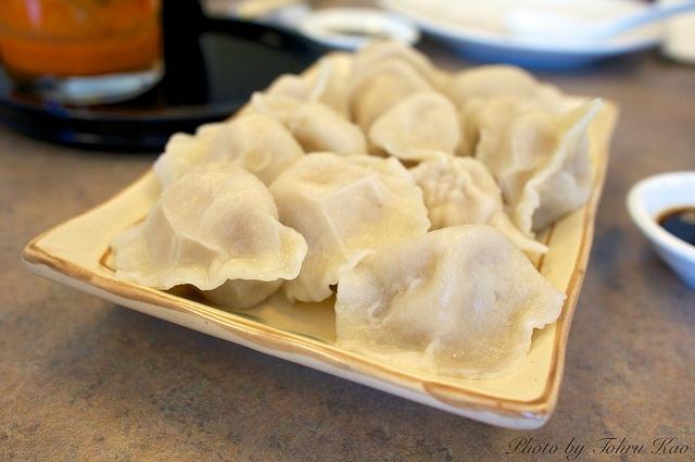 白菜豬肉水餃 - Pork Dumplings @ Town of Dumpling by Tohru にゃん, via Flickr