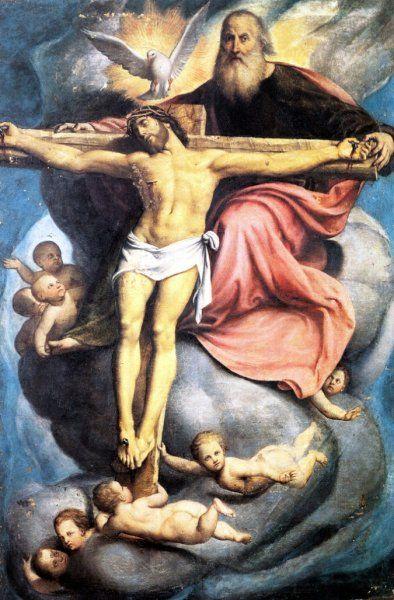 Pordenone - trinità (1530-1535) - Duomo di san Daniele