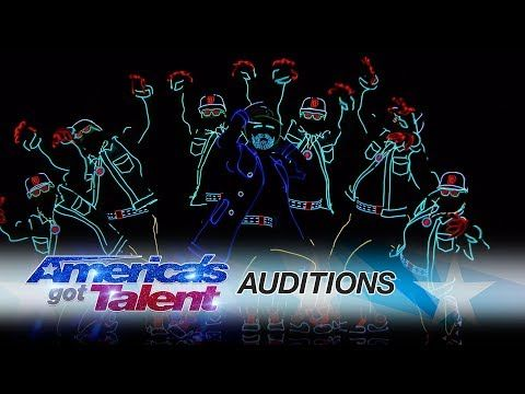 WATCH: Light Balance Dancers Earns Golden Buzzer From Tyra Banks on America's Got Talent | Pinoy Ambisyoso