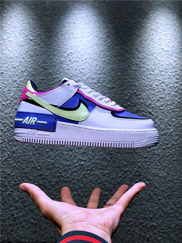 Nike Air Force 1 Shadow White Sapphire Barely Volt Shoes Online Head In 2020 Blue Sneakers Nike Air Force Air Force Shop our range of nike air force 1 online at jd sports ✓ express delivery available ✓buy now, pay later. pinterest