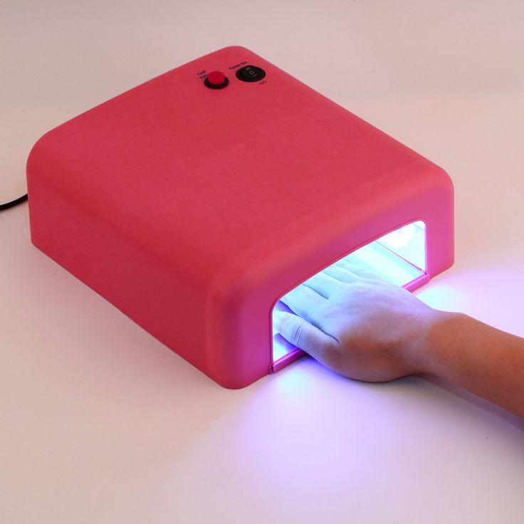 מנורת UV לציפורניים עם 3 מנורות נוספות 17.99$ | Shopanica - Online Shopping