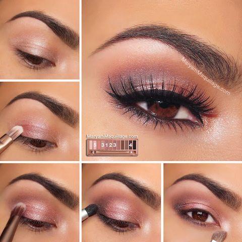 Makeup Trend: Urban Decay on itsabrideslife.com/Wedding Makeup/Bridal Makeup/Urban Decay Naked 3 http://www.mybigdaycompany.com/weddings.html