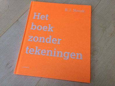 79 best boeken images on pinterest book cover art books and thrillers kinderboek het boek zonder tekeningen kiind magazine fandeluxe Gallery