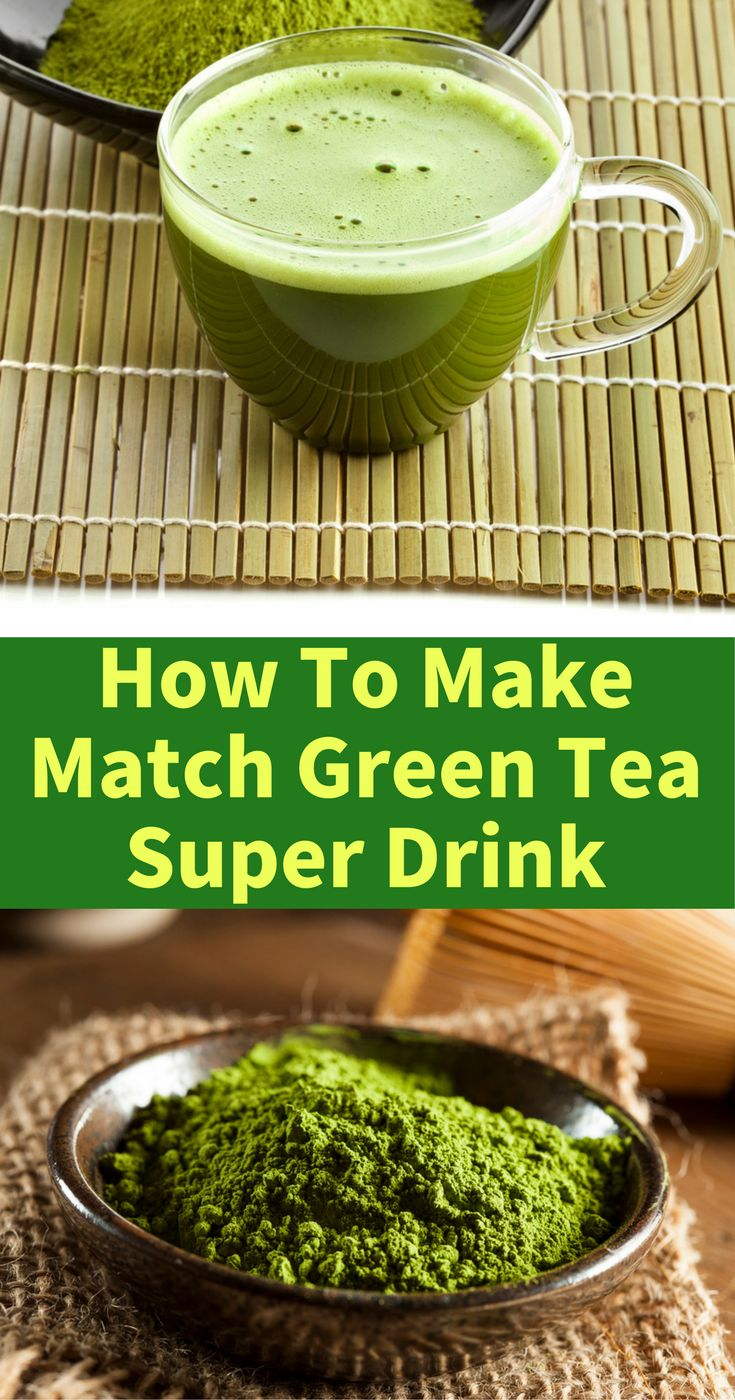 DIY Matcha green tea recipe for weight loss. Organic, healthy and natural green tea drink. Check out the benefits!