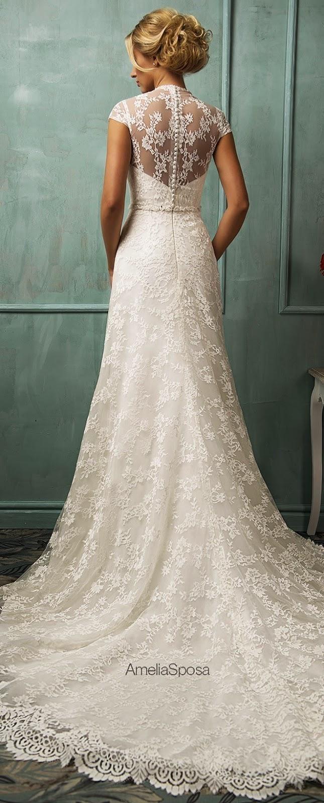 70 besten Hochzeitskleider Bilder auf Pinterest   Hochzeitskleider ...