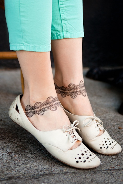 Uber fashionable temp tattoo!! Coming soon from @Audrey Henry Books. Via @Liz Mester Mester Daly Photography : Arm Candy Shoot