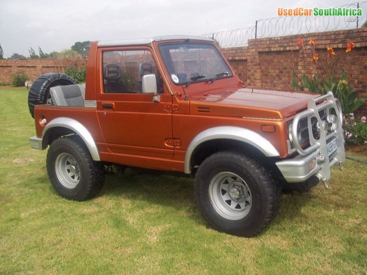 1984 Suzuki Jimny  used car for sale in Benoni Gauteng South Africa - UsedCarSouthAfrica.com