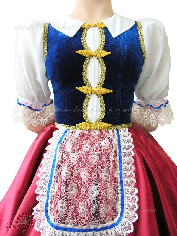 Hungarian National Costume - J0010