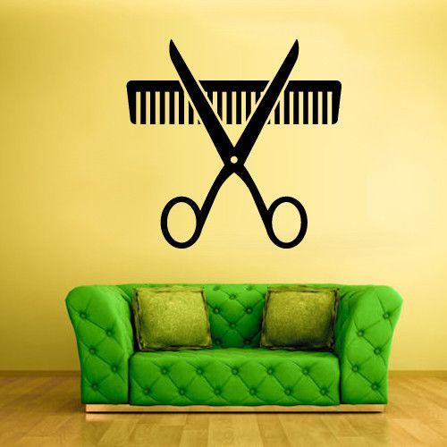 1000 images about salon interior inspiration on pinterest beauty salon interior salon design - Stickers salon design ...