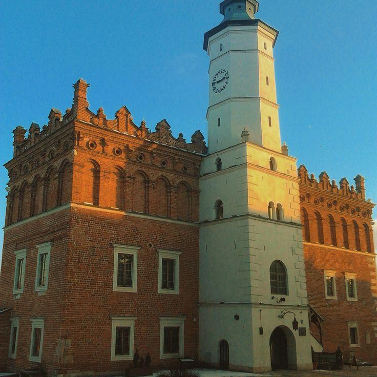 Ratusz, Sandomierz