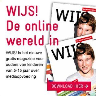 Gratis magazine over mediawijsheid voor ouders & opvoeders van kinderen 5-15