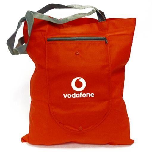 Custom #shopper realized for #vodafone