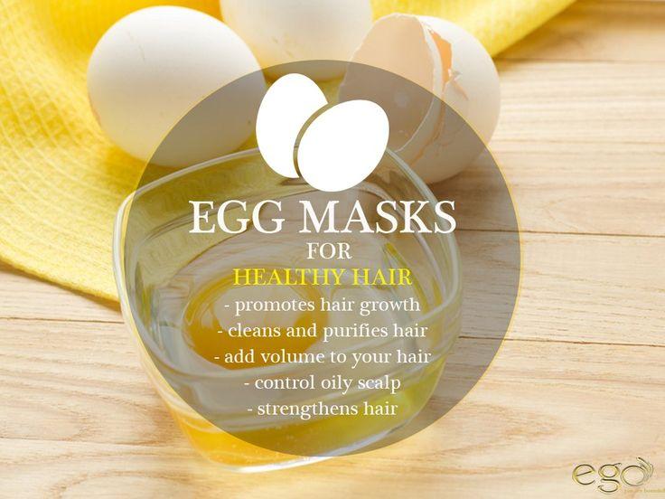 #EGG MASKS FOR #healthy #hair . Via: http://www.goego.in