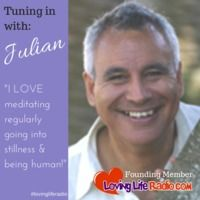 When was the last time you were still? - Deb King w Julian Noel (2mins) www.lovingliferadio.com/join #lovingliferadio