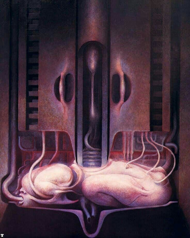 Goodbye, Hr Giger