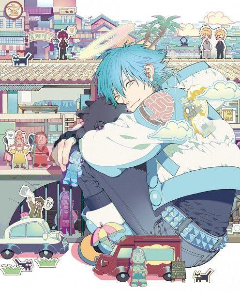 Nitro Behind Komatsu Manga Jpg: 56 Best Dramatical Murder DMMD Images On Pinterest