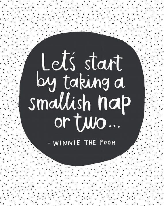 Sundays were definitely made for napping! 'Let's start by taking a smallish nap or two...' :)