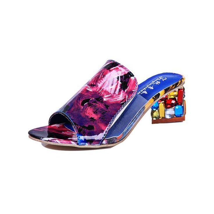Women Sandals Ladies Shoes Summer High Heels Sandals