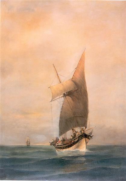 Boat - Volanakis Konstantinos