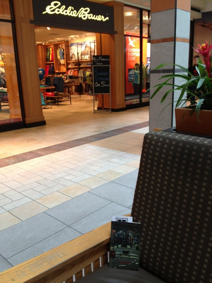 A free copy of Chris Pannell's A NERVOUS CITY in Hamilton's Limeridge Mall.